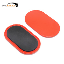 Various Color Plate-shape Guiding Discs Abdominal Trainers
