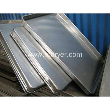 Four - sided all - punching dryer oven baking tray