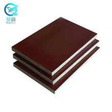 film faced waterproof plywood from China manufacturer for construction plywood
