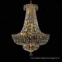 Zhongshan lighting custom Russian bar chandelier