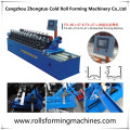 CD UD Double Line Roll Forming Machine