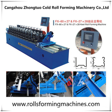 drywall ceiling CD UD double line machinery