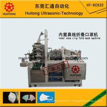 Machine automatique de masque de pli interne ultrasonique