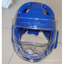 Casco de karate