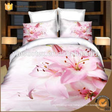 Best selling products New Design Soft and comfortable Bedding Set 100% poly bedding set
