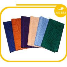 2016 wholesale ghalila kaftan shirt fabric dye wedding dressing abaya cloths damask guinea brocade