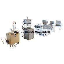 Machine de fabrication de savon semi-automatique