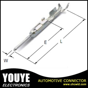Ket 025 Series St741055-3 Automotive Wire to Wire Terminal