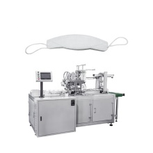 High Quality PLC Control Earloop Ultrasonic Welding Machine For Disposable Fish Mask