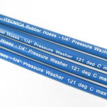 1sc Steel Wire Braid Jet Clean Hose High Pressure Car Jet Washer Hose