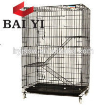 Anping BAIYI New Design Cat House vente chaude en Malaisie