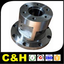 Natural Finish Hard Steel CNC Parts for Machine
