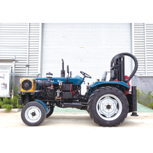 Large Diameter Tractor Drilling Rig for Water Wells