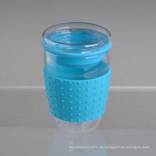 10oz Borosilikatglas doppelwandig