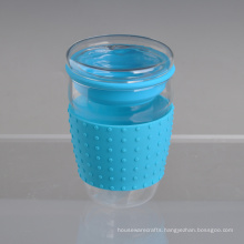 10oz Borosilicate Double Wall Glass