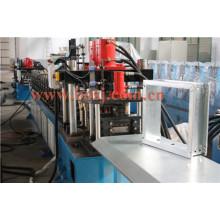 Aluminio ajustable oponible de la hoja de aire del volumen del amortiguador de rollo formando la máquina Vietnam