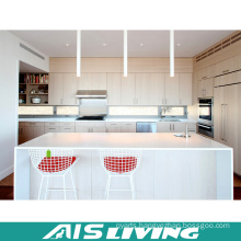 Melamine Kitchen Cabinet Furniture with Handle (AIS-K333)