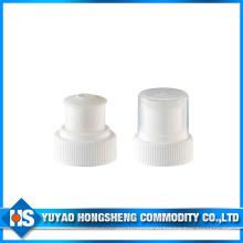 Hy-Cp09 28/400 Белая нажимная крышка для бутылочки с половиной крышки