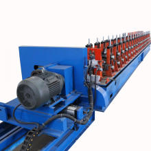 Metal Unistrut C Sektion Kanal Roll Forming Machine