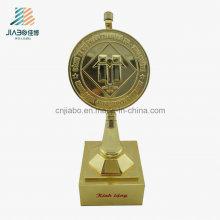 Trofeo de recuerdo de oro de Hot Products Enamel Custom para Veitnam