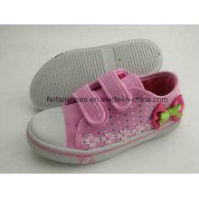 Самый новый Модный Детская Магия впрыска Тип холст обувь FF727-4