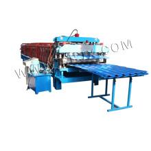 Painel de parede e máquina de formação de rolo de azulejo