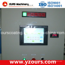 Sistema de Controle Elétrico PLC Avançado