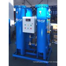 Low Pressure Nitrogen for Cooling The Furnace