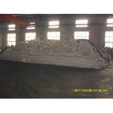 Anping Fabrik, heiß verzinktem Eisendraht