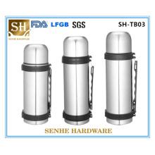 Food Grade 1.5L Vacuum Flask with Handle (SH-TB03)