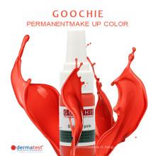 Pigment organique pur de colorant de colorant de sourcil de colorant