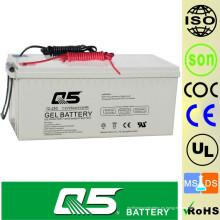 12V250AH, puede modificar 12V240AH, 12V260AH; Batería solar Batería del GEL Energía del viento Batería No estándar Modifique los productos para requisitos particulares