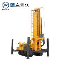HQZ320L HW cheap geotechnical crawler drilling rig machine