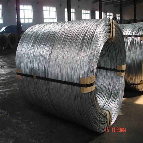 800KGS Galvanized Iron Wire