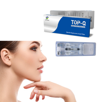 TOP-Q 1 ml Ultra Deep Line Acide Hyaluronique Injectable Dermal Filler for Breast Augmentation
