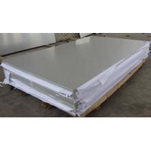 1050 1100 feuille d'aluminium de prix d'usine pour la plaque signalétique