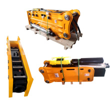 Wholesale high quality top type hydraulic stone breaking hammer