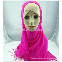 Woven viscose wholesale muslim scarf