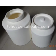95%/ 99% Alumina Al2O3 Ceramic pot porcelain ceramic jar