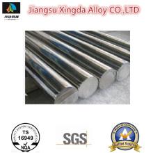 Barre sans soudure en acier inoxydable Gh3039