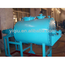Pasty materials vacuum harrow dryer