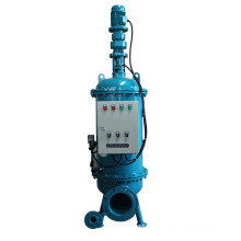 Stainless Steel Multi Cartridges Automatic Backwash Filter