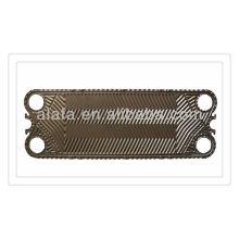 VT20 Verwandte 316L Wärmetauscher-Platte, Platte und Gestell Plattenwärmetauscher