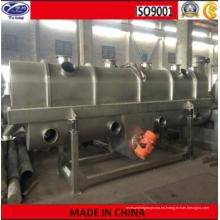 Secador de lecho fluido para la industria alimentaria