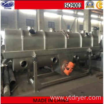 Ammonium Chloride Vibrating Fluid Bed Drying Machine