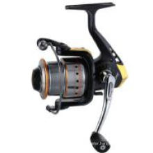 Cheap Fishing Tackle Shallow Aluminium Spool Spinning Reel Fishing Reel