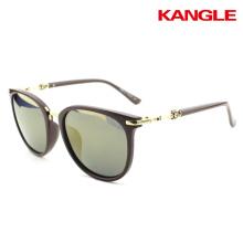 Hot Sale High quality female polarized lenses sunglasses 2017
