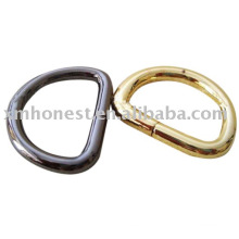 Metall D Ring