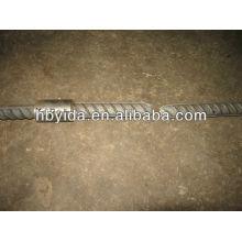 Resistencia a la tracción del acoplador de barras de 32 mm por encima de 630mpa