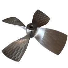 solas ship stainless steel propeller 4 blades  marine vessel ship propeller